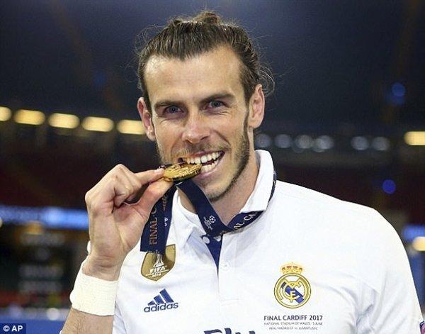 Gareth Bale bị cho là cái tên hàng đầu phải rời Bernabeu, nếu Kylian Mbappe gia nhập