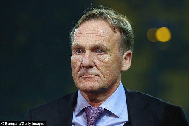 Đại diện lãnh đạo CLB Dortmund đã xác nhận việc Aubameyang có thể ra đi với một mức giá hợp lý