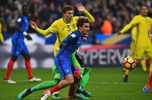 Pháp hy vọng sẽ đánh bại Thụy Điển một lần nữa