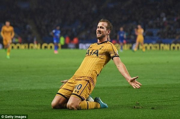 Tottenham hứa hẹn sẽ là đối thủ đáng gờm ở mùa này, cùng với bộ đôi của Manchester