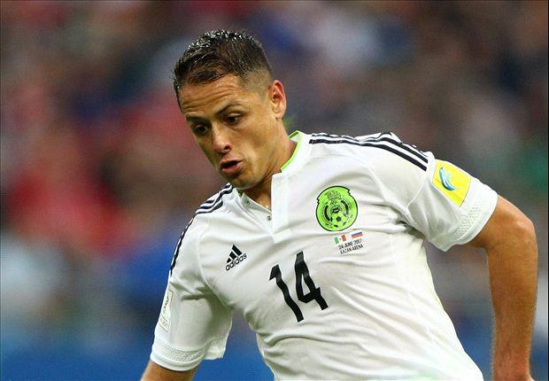 Javier Hernandez của Mexico