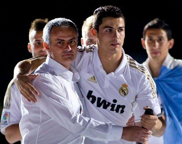 Mourinho dẫn dắt Real Madrid từ năm 2010 đến 2013
