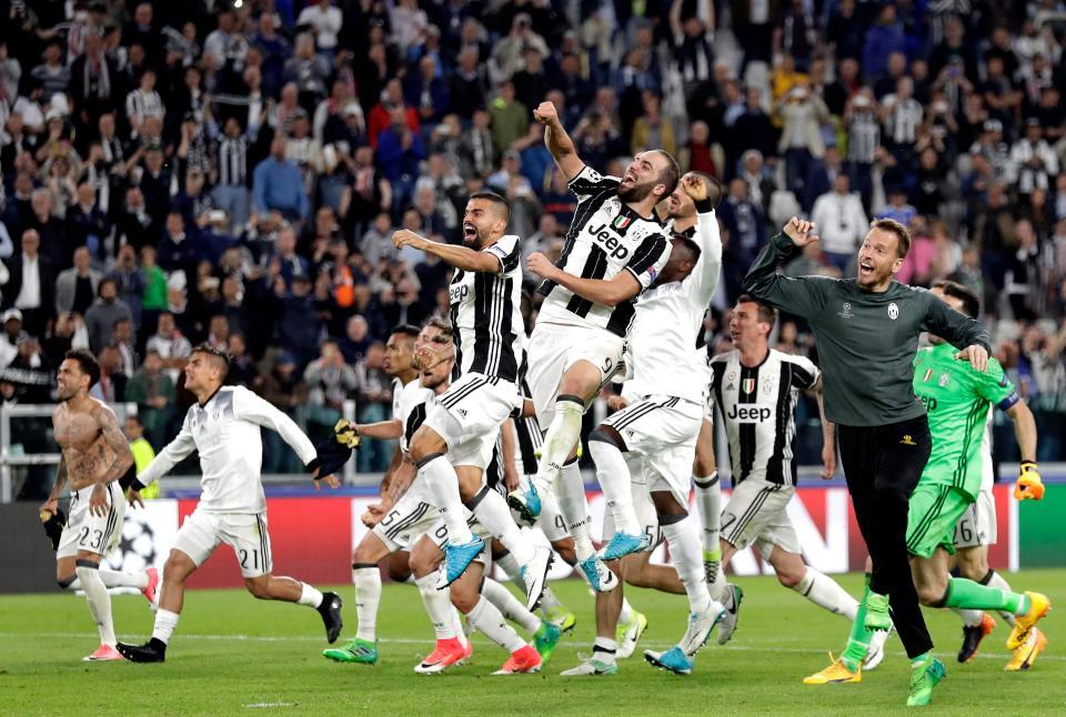 Juventus đã chờ đợi 21 năm qua
