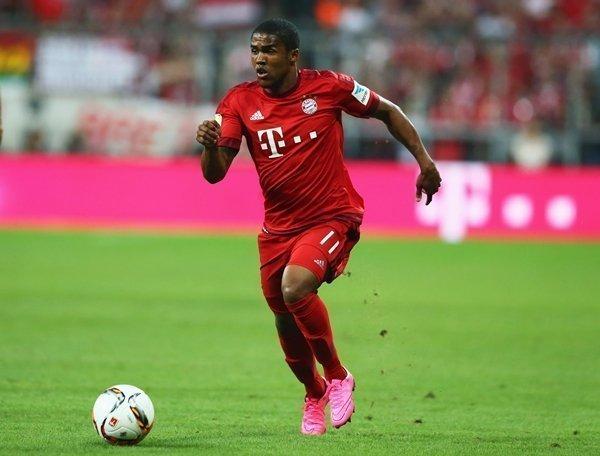 Juventus chuẩn bị đưa ra lời đề nghị cuối cùng cho Bayern Munich về Douglas Costa