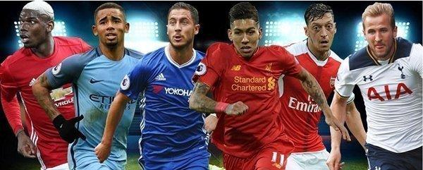Top 6 đều đứng trước màn khởi đầu thuận lợi tại Premier League 2017-2018
