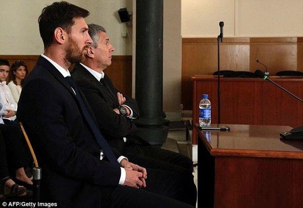 Đồng hương của Di Maria, Lionel Messi bị kết án 21 tháng tù vì trốn thuế