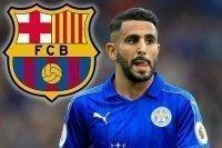 """Messi """"bật đèn xanh"""" để Barcelona tuyển mộ Mahrez"""