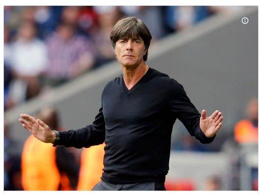 Low đặt mục tiêu cho World Cup 2018