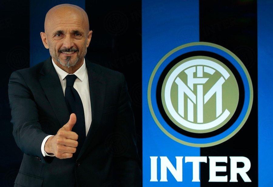 Trang chủ Inter xác nhận Luciano Spalletti trở thành HLV mới của đội bóng