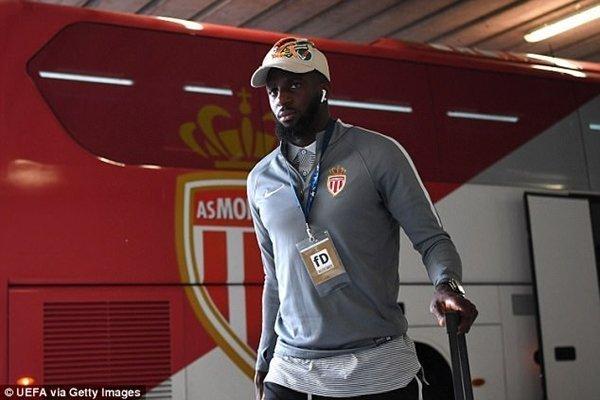 The Blues dự kiến trả 35,2 triệu bảng cho Monaco để đổi lại chữ ký của Bakayoko