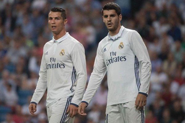 M.U sẵn sàng vung tiền, vãi bạc vì Cristiano Ronaldo và Alvaro Morata