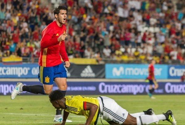 Quỷ đỏ muốn đưa Morata về Old Trafford thay thế cho Zlatan Ibrahimovic