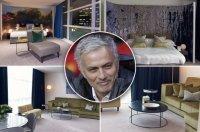 """""""Đột nhập"""" khách sạn xa xỉ Mourinho bao phòng cả năm"""