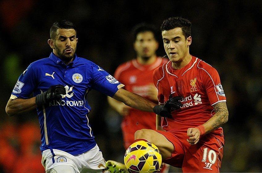 Mahrez và Coutinho là 2 bản hợp đồng khá đắt từ Premier League