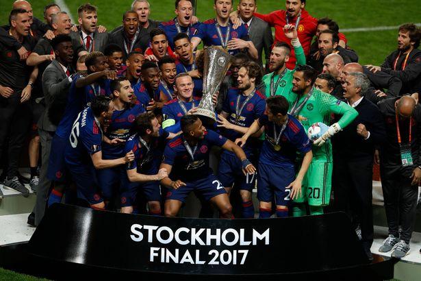 Chức vô địch Europa League giúp M.U trở lại Champions League mùa tới