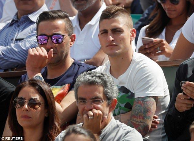 Barcelona sẵn sàng trả 88 triệu bảng cho PSG để đổi lại chữ ký của Marco Verratti