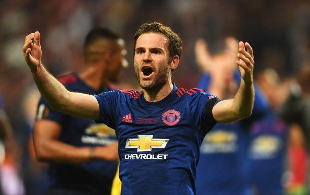 Man United cần những tiền vệ như Juan Mata
