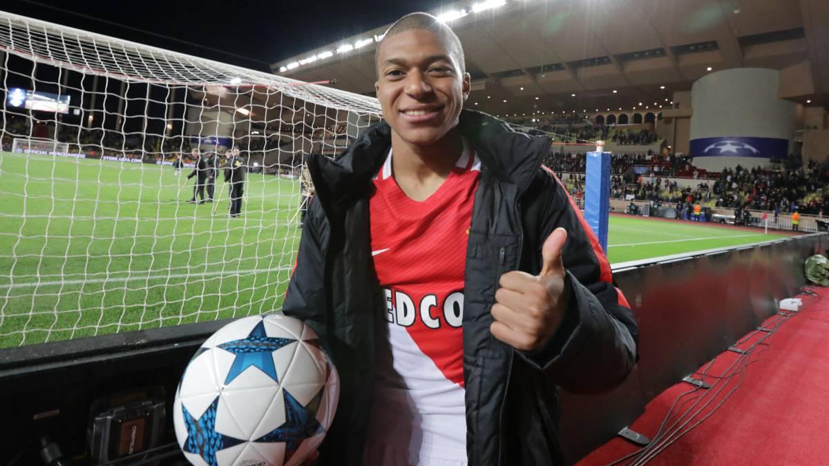 AS Monaco đã sẵn sàng nâng mức lương của Mbappe lên 700.000 euro/tháng