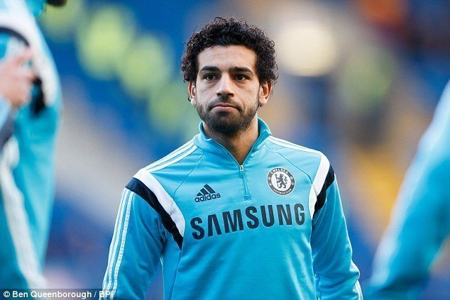 Mohamed Salah trải qua 2 năm thất vọng tại Chelsea