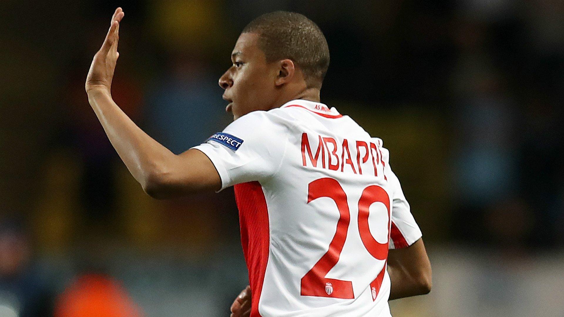 Monaco dường như đã sẵn sàng để Kylian Mbappe ra đi
