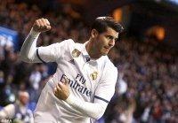 Đến M.U, Morata là cầu thủ Tây Ban Nha đắt giá nhất