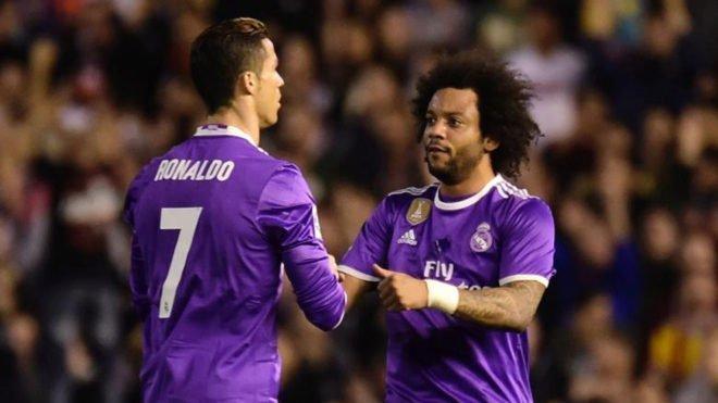Nếu Ronaldo rời sân Bernabeu trong mùa Hè này, Marcelo cũng chia tay Real Madrid