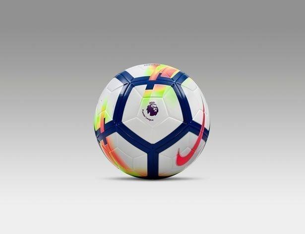 Trái bóng mới mang tên Nike Ordem V sẽ được sử dụng tại Premier League mùa giải 2017-2018