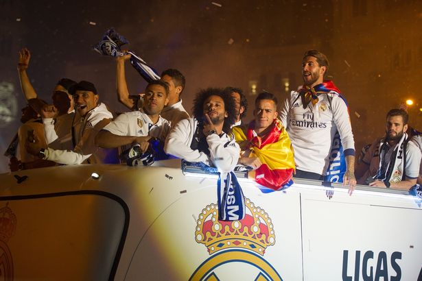 M.U sẽ không thể cạnh tranh với Real Madrid trong việc ký hợp đồng mua các tài năng trẻ