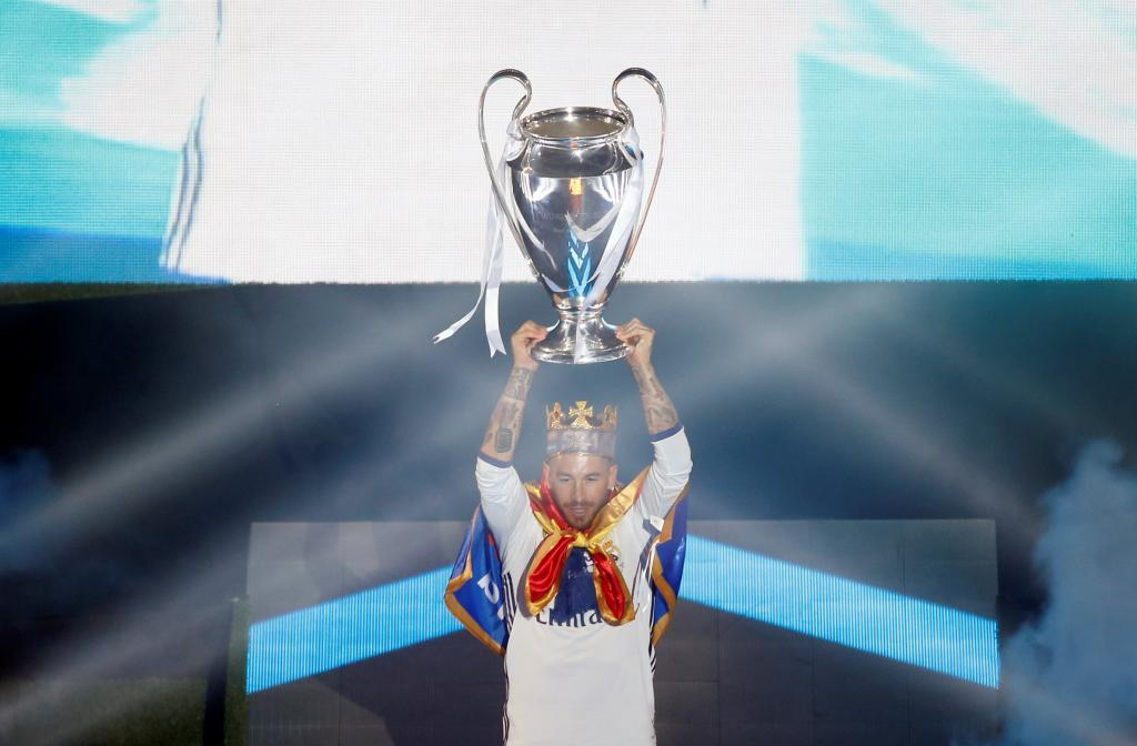 Hoàn tất 17 tháng hoàn hảo bằng việc bảo vệ thành công chức vô địch Champions League