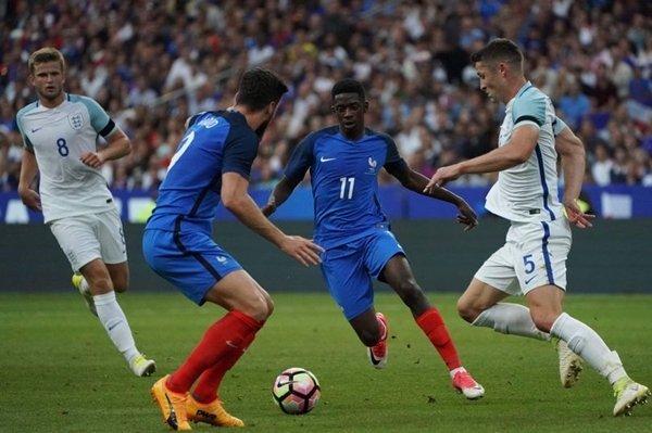 Ousmane Dembele lọt vào tầm ngắm của Real Madrid trong chiến dịch tìm người thay Cristiano Ronaldo