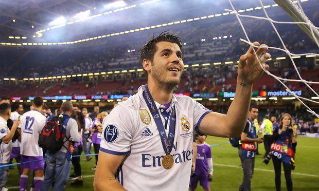 Nhưng trước đó, họ sẽ phải bán được Alvaro Morata