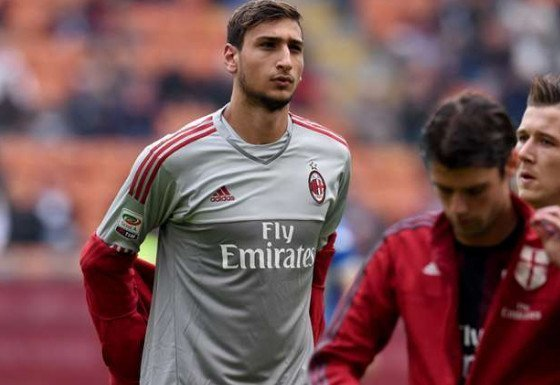 Real thừa nhận đang theo đuổi thủ môn Gianluigi Donnarumma