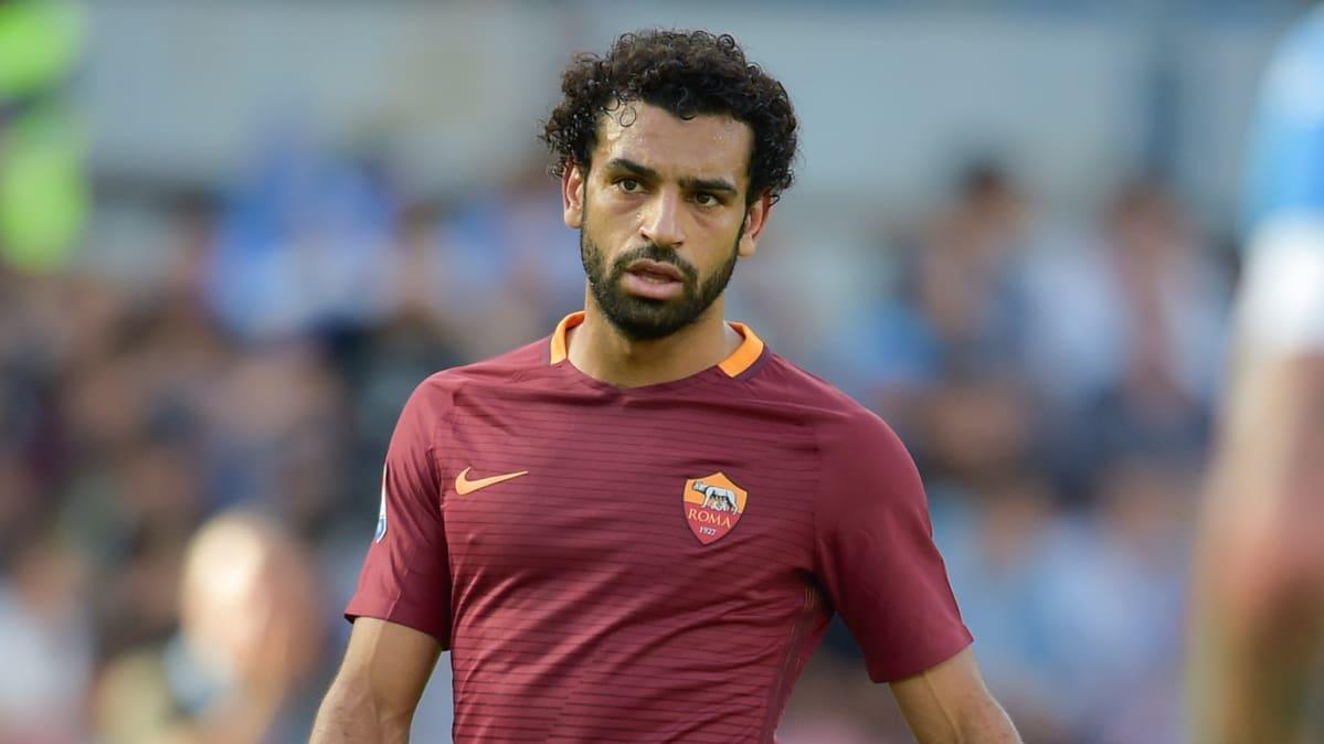 Roma đồng ý bán Mohamed Salah cho Liverpool