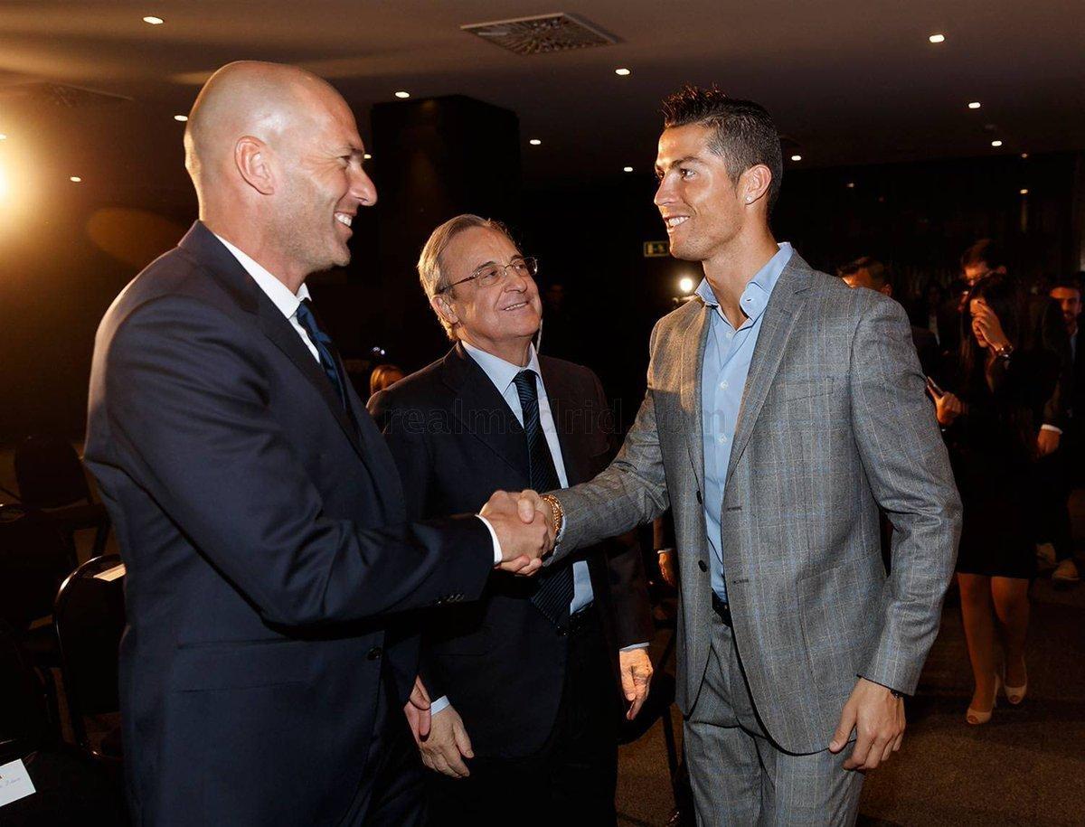 Sau Confed Cup, Ronaldo sẽ trực tiếp nói chuyện với Chủ tịch Florentino Perez và HLV Zinedine Zidane