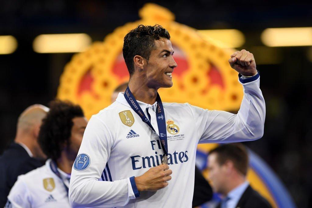 Ronaldo khẳng định muốn giải nghệ ở Real Madrid