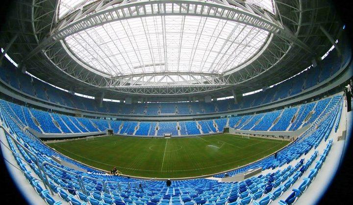 Sân thi đấu ở St Petersburg