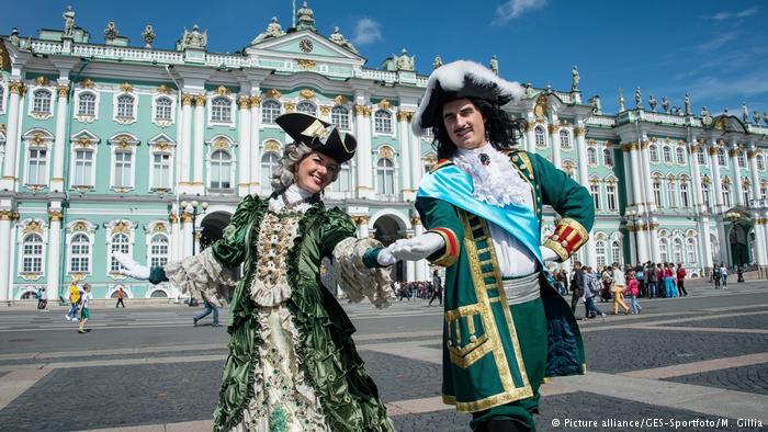 St Petersburg đã sẵn sàng cho Confederations Cup