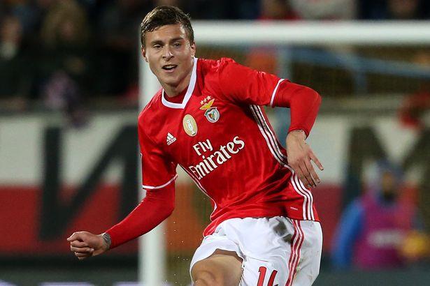 M.U nhất trí mức phí chuyển nhượng của Victor Lindelof với Benfica