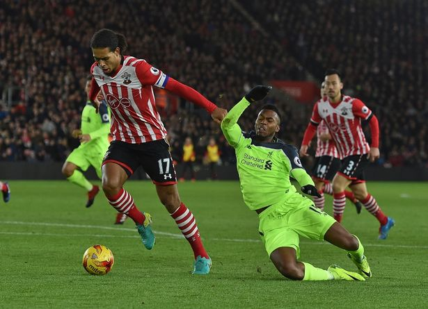 Trước đó, Southampton cáo buộc Liverpool tiếp xúc bất hợp pháp với trung vệ người Hà Lan