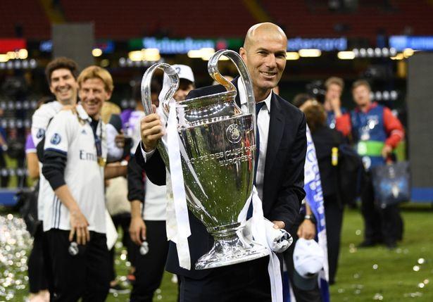 Zinedine Zidane lên kế hoạch cải thiện lực lượng cho Real Madrid sau khi bảo vệ thành công chức vô địch Champions League