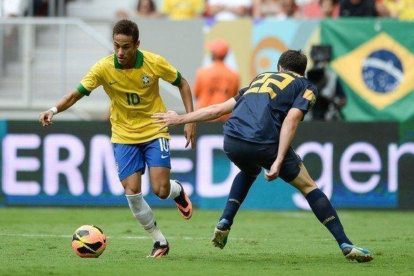 Australia vs Brazil ngày 13/6/2017 giao hữu giải Quốc Tế.