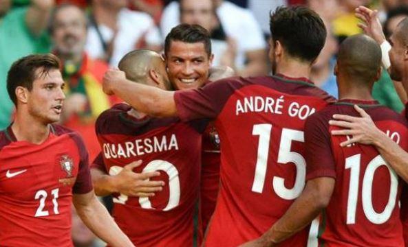 Bồ Đào Nha vs Mexico ngày 2/7/2017 Vòng tranh vị trí thứ 3 Cúp Liên đoàn các châu lục