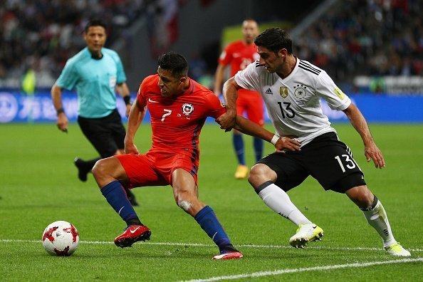 Chile vs Đức ngày 3/7/2017 Vòng chung kết Cúp Liên đoàn các châu lục