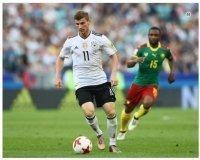 Confederations Cup: Đức đã tìm thấy Timo Werner