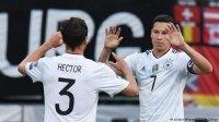 Confederations Cup: Đức chịu lùi 1 bước để tiến 3 bước