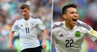 Nhận định Đức vs Mexico: 1h00 ngày 30-6, Ngang sức