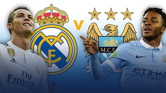 Giao hữu giữa Real vs Man City ngày 27/7