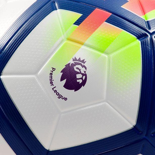 Biểu tượng của Premier League xuất hiện trên bề mặt trái bóng mới