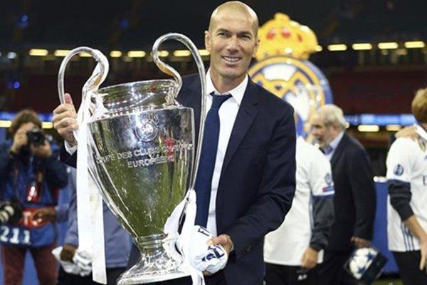 Quyết định bổ nhiệm Zidane vào băng ghế huấn luyện cách đây 18 tháng giúp ông Perez không có đối thủ ở cuộc bầu cử lần này