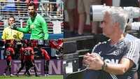 Quỷ đỏ bất bại: Thông điệp cảnh báo đáng sợ của Mourinho